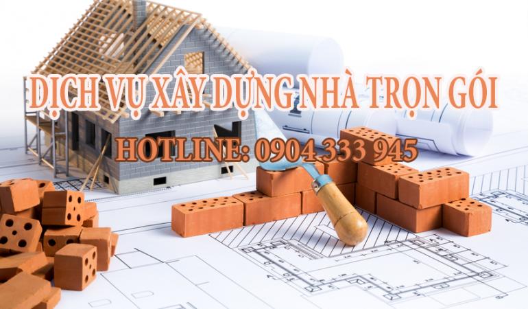 Dịch vụ xây nhà trọn gói Hà Nội