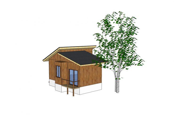 Xây dựng nhà với mẫu thiết kế dành riêng cho homestay