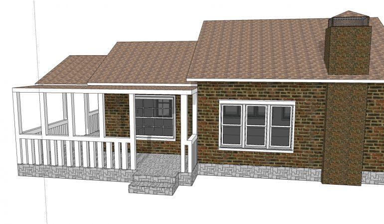 Xây dựng mẫu nhà cấp 4 với thiết kế tuyệt đẹp