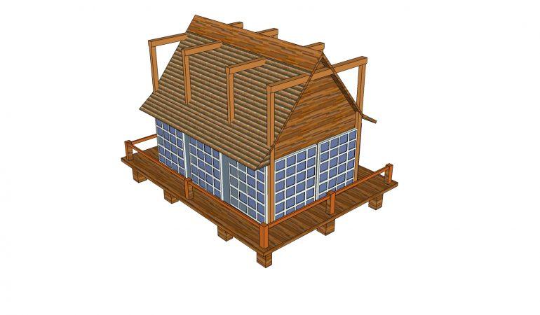Mẫu thiết kế xây dựng nhà cấp 4
