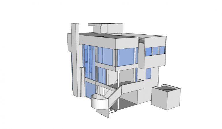 Mẫu thiết kế xây dựng nhà văn phòng