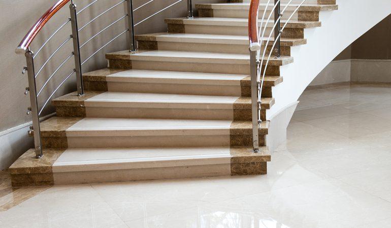 Những lưu ý khi thiết kế thi công xây dựng cầu thang nhà