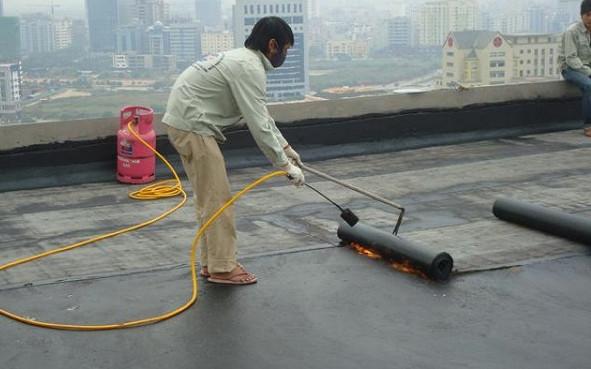 Chống thấm sàn bê tông, nhà vệ sinh, sân thượng như thế nào?