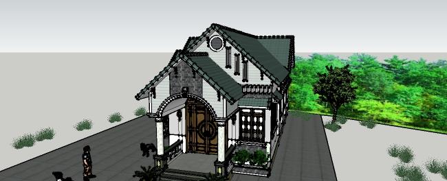 Xây dựng nhà với mẫu nhà đẹp thiết kế 1 tầng