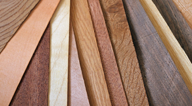 Khái niệm gỗ Veneer và công dụng trong xây dựng và trang trí nhà