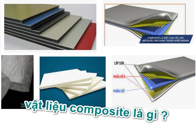 Vật liệu composite và những ứng dụng trong lĩnh vực xây dựng và dân dụng