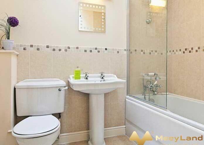Các biện pháp khắc phục tình trạng nền nhà vệ sinh cao hơn nền nhà