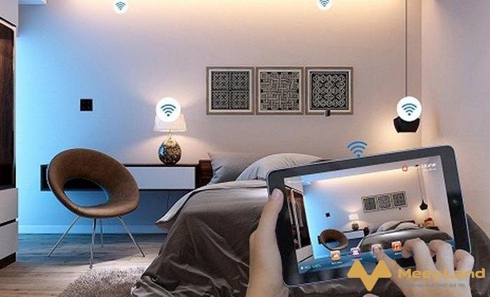 Anh 4 Mo hinh smart home cho phep ban quan ly nang luong su dung hieu qua hon Nguon internet - Smart home là gì? Tổng hợp những điều cần biết về nhà thông minh - giai-phap-xay-dung