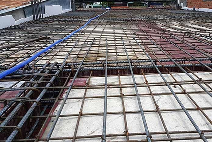 chi tiet 5 buoc bien phap thi cong cot dam san - Các bước thực hiện biện pháp thi công dầm sàn chuẩn kỹ thuật - giai-phap-xay-dung