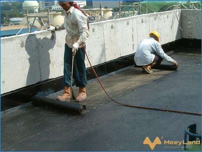 chong tham mai nha bang phuong phap kho nong - Góc tìm hiểu: Chống thấm trần nhà nên hay không? - giai-phap-xay-dung