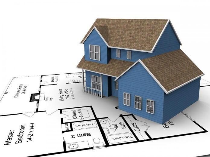 dien tich phan mong duoc xac dinh dua tren dien tich tang tret - Cách tính mét vuông đất khi xây nhà theo quy định 2021 là gì? - kien-thuc-xay-dung