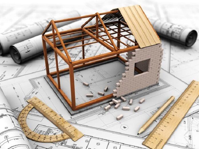 Đơn vị mét vuông được áp dụng rất nhiều trong lĩnh vực xây dựng