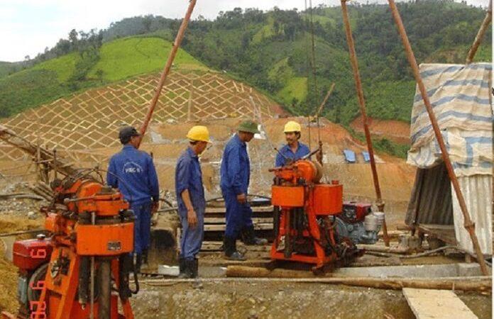 Khảo sát địa chất công trình là gì? Các bước khoan khảo sát