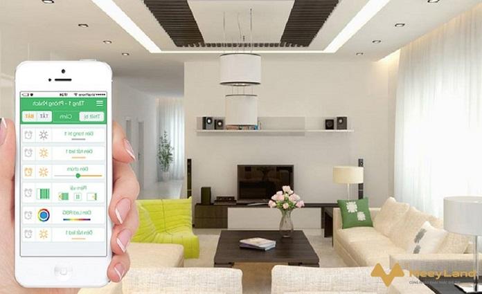 Smart home giup kiem soat nhiet do do am trong nha - Smart home là gì? Tổng hợp những điều cần biết về nhà thông minh - giai-phap-xay-dung