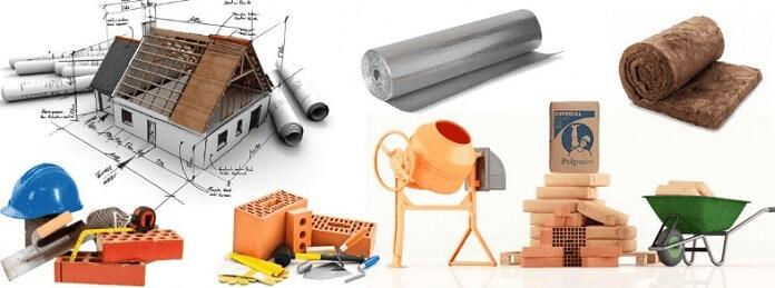 Định mức xây tô 1m2 tường cần bao nhiêu vật liệu?