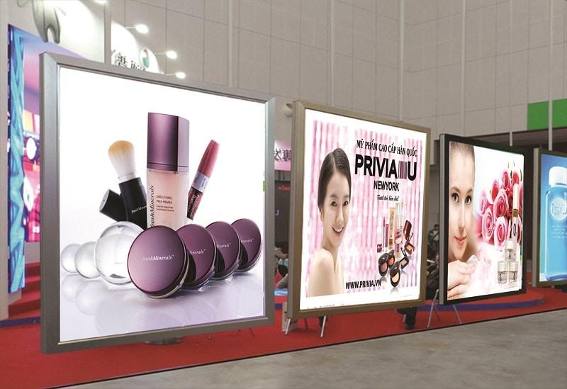 Tổng hợp 20+ biển quảng cáo hộp đèn đẹp nhất 2021